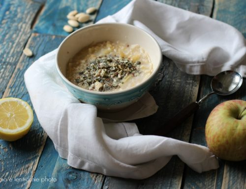 Bircher muesli ricetta originale