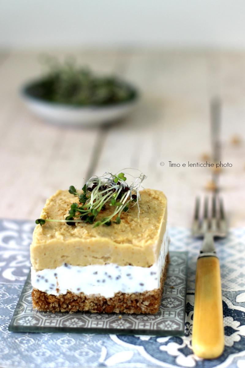 hummus cheesecake
