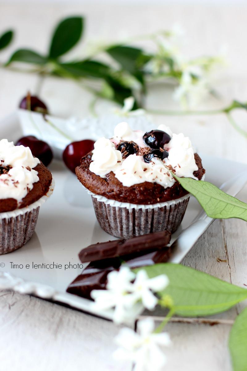 vegan cupcakes foresta nera 2