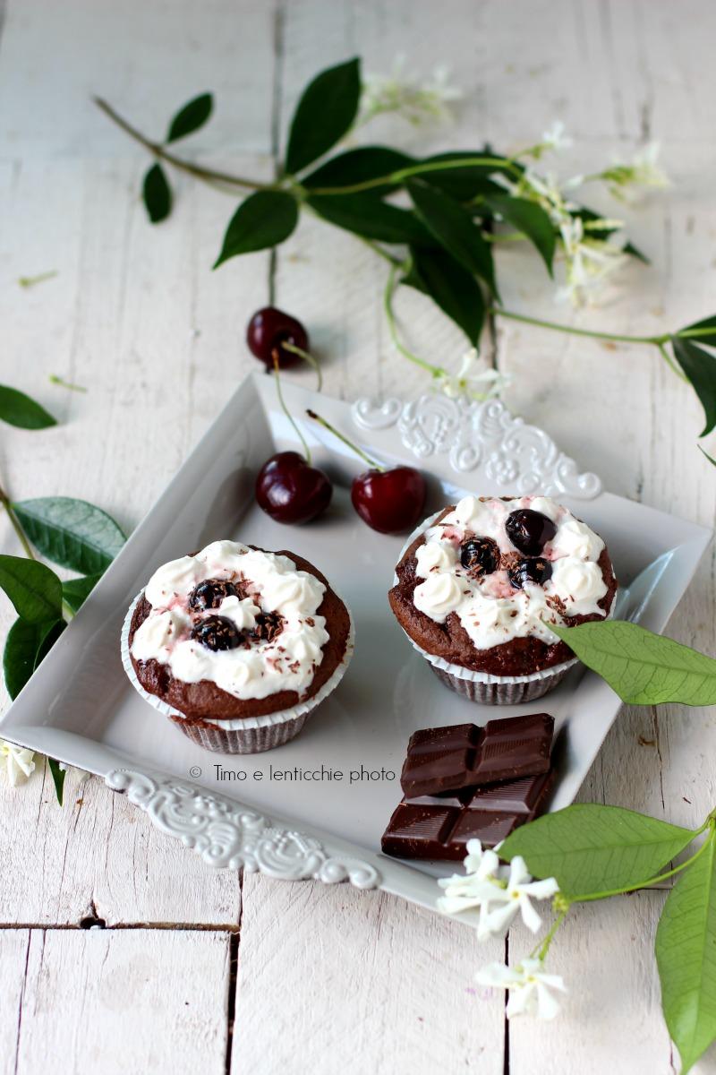 vegan cupcakes foresta nera 1