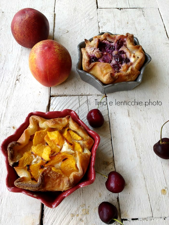sfogliette veloci alla frutta