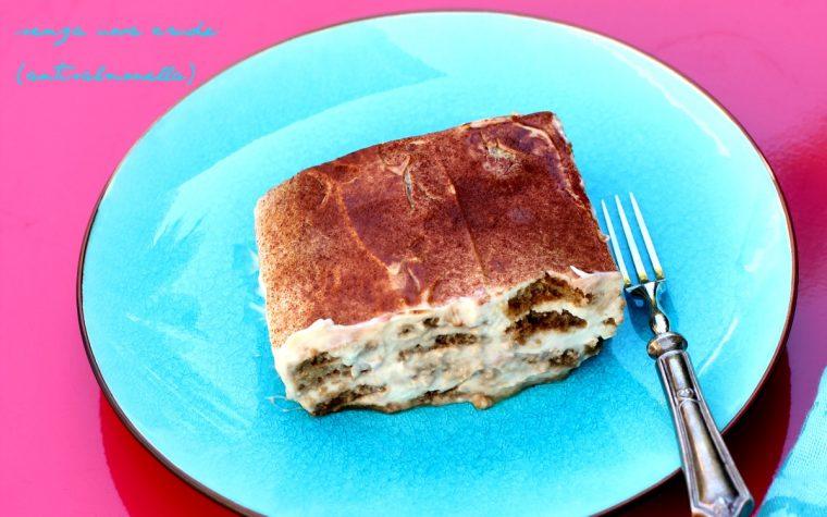 Ricetta tiramisu classico senza uova crude