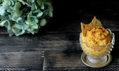 Hummus di zucca butternut vegan