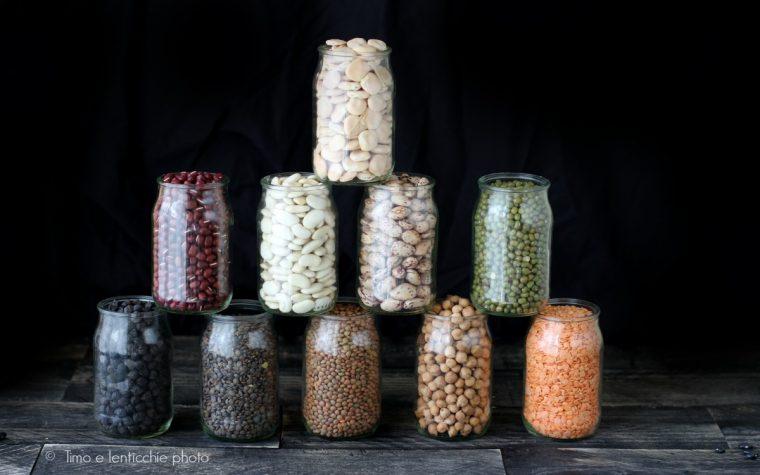Legumi preziose proteine vegetali e le loro ricette