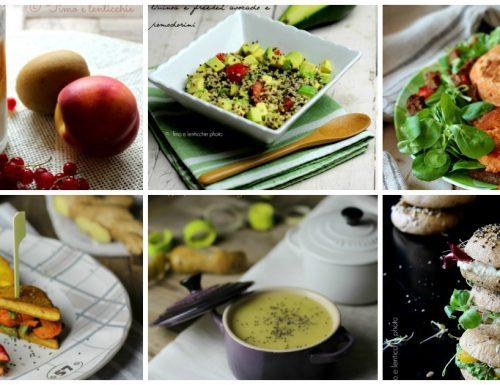 Ricette vegetariane per studenti o single