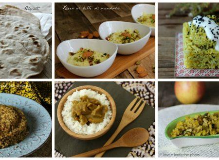 Ricette indiane vegetariane