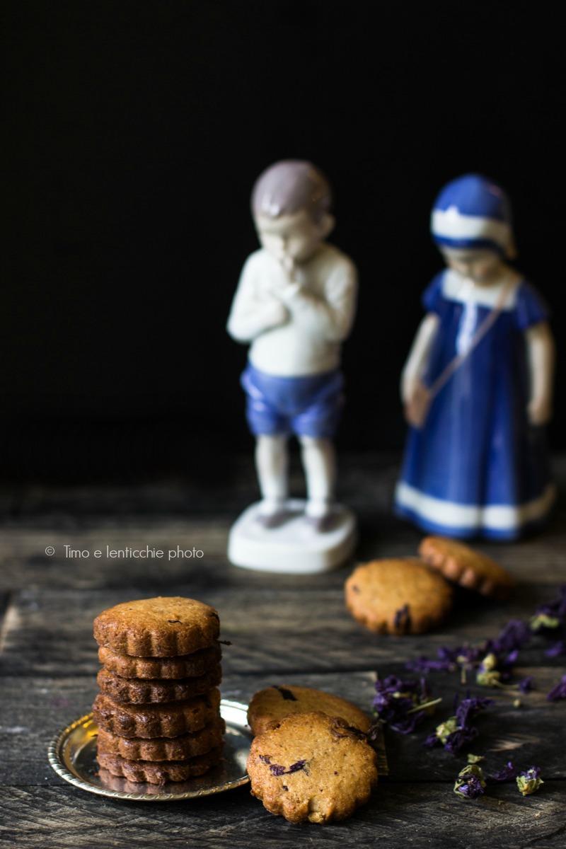 biscotti d farro integrale alla malva 3