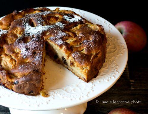 Torta di mele melaccio senza glutine