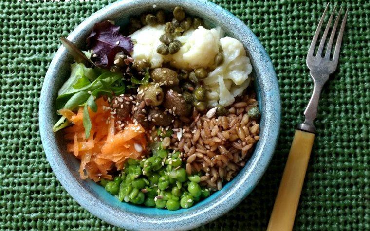 Buddha bowl pranzo veloce e sano