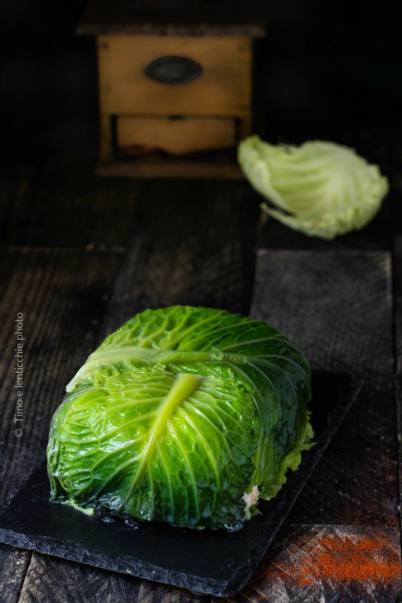 La terrina verde di una vegetariana 4