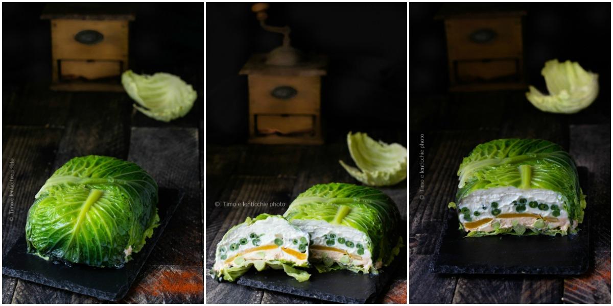 La terrina verde di una vegetariana 2