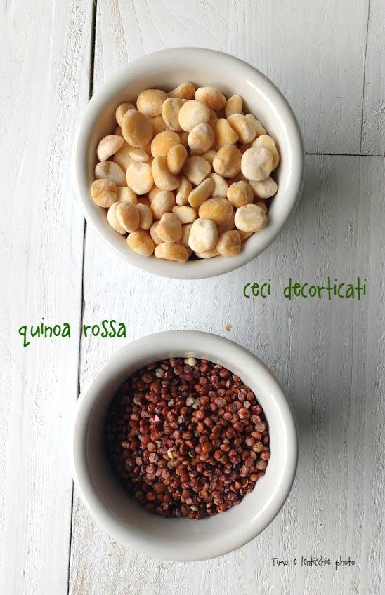 ceci e quinoa