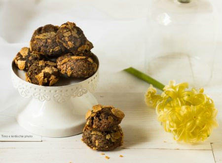 Rose del deserto senza glutine e vegan ricetta veloce