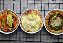 Tris di tartellette alle verdure ricetta semplice e veloce