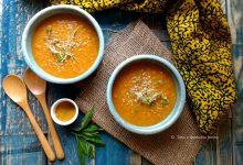 Dahl di lenticchie rosse zuppa della salute