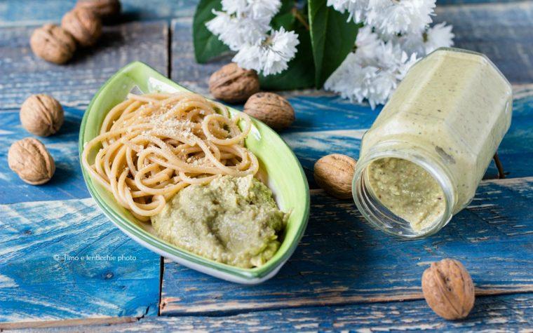 Pesto di asparagi alle mandorle ricetta semplice