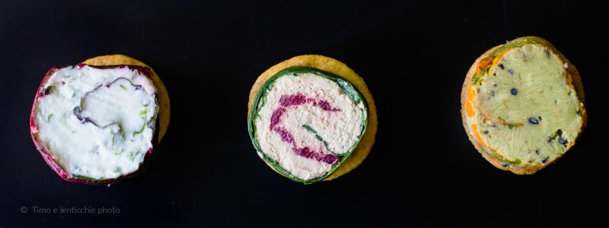 3 rolls della pace ricetta roller finger food 1