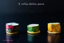 3 rolls della pace ricetta roller finger food