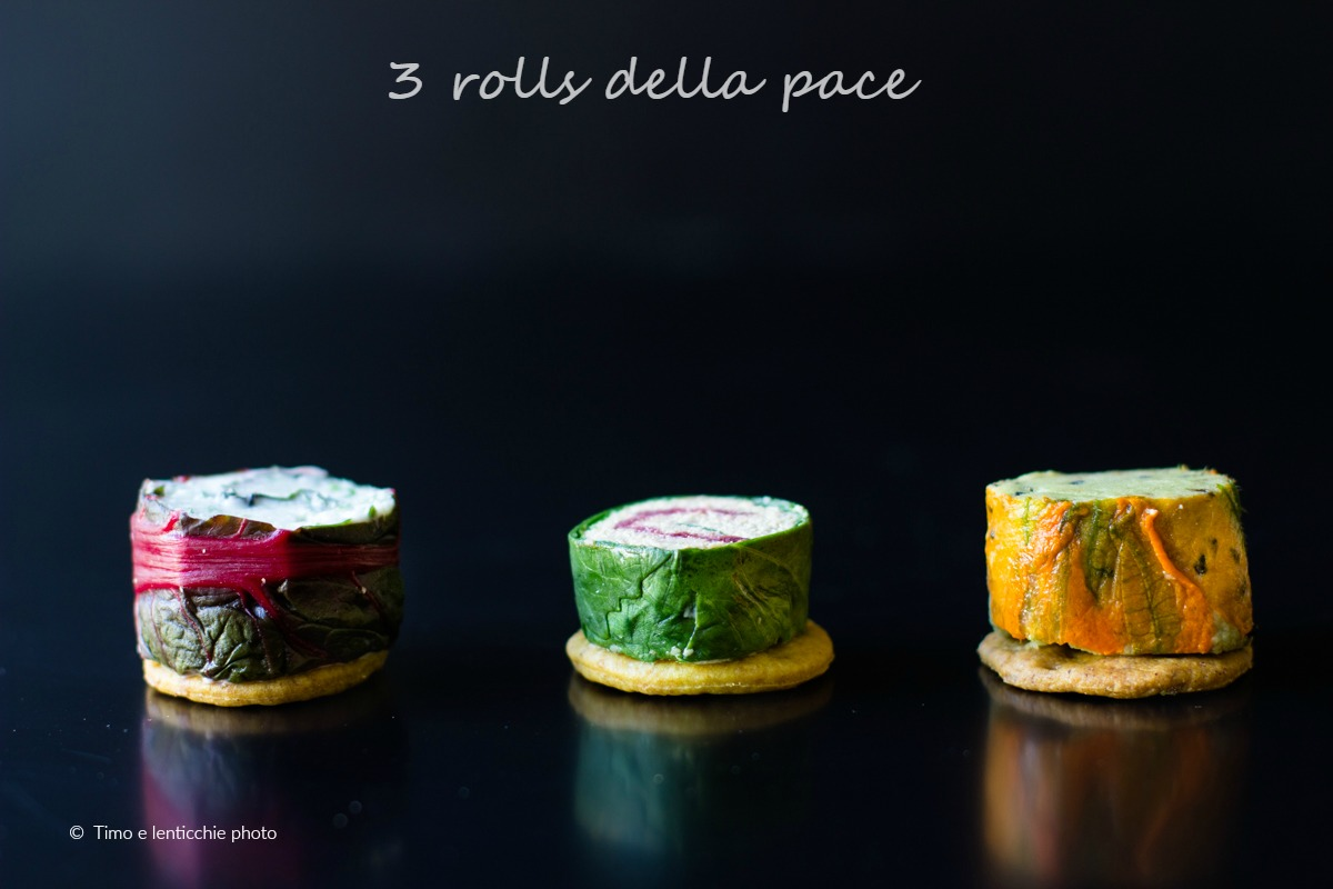 3 rolls della pace ricetta roller finger food 2