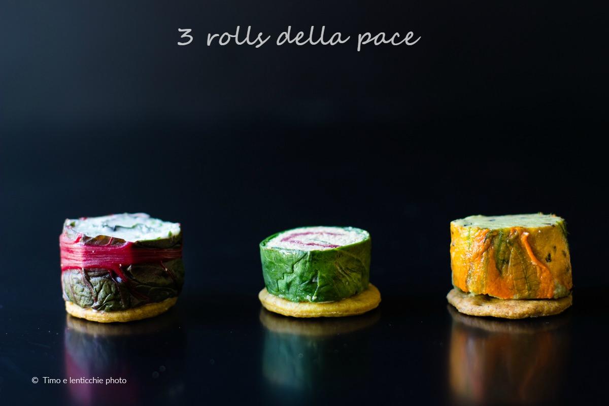 3 rolls della pace ricetta roller finger food 2