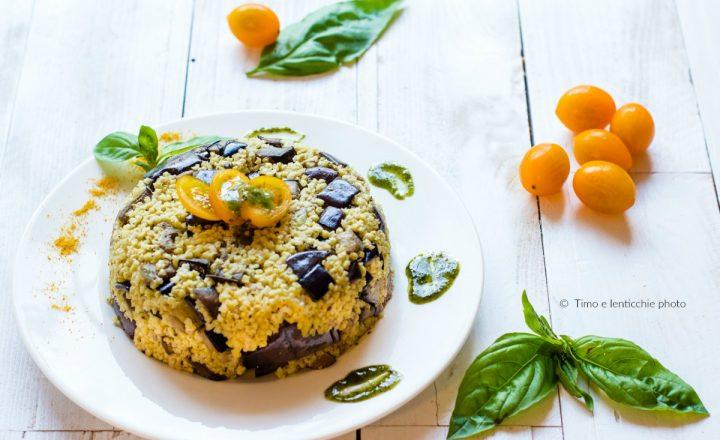 primi piatti vegan - timo e lenticchie - Cuscino Con Lenticchie