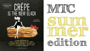 banner crepe is the new black