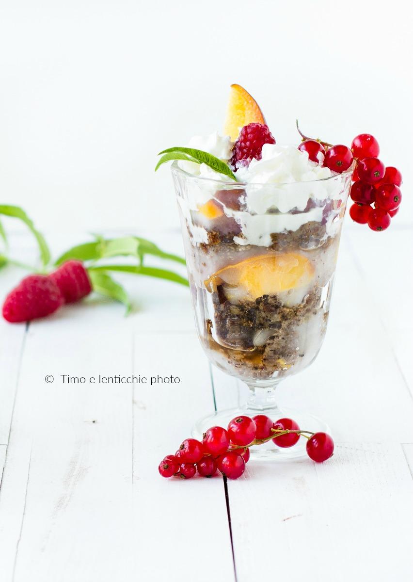 summer vegan trifle 5