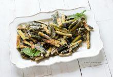 Zucchine al forno al profumo di menta