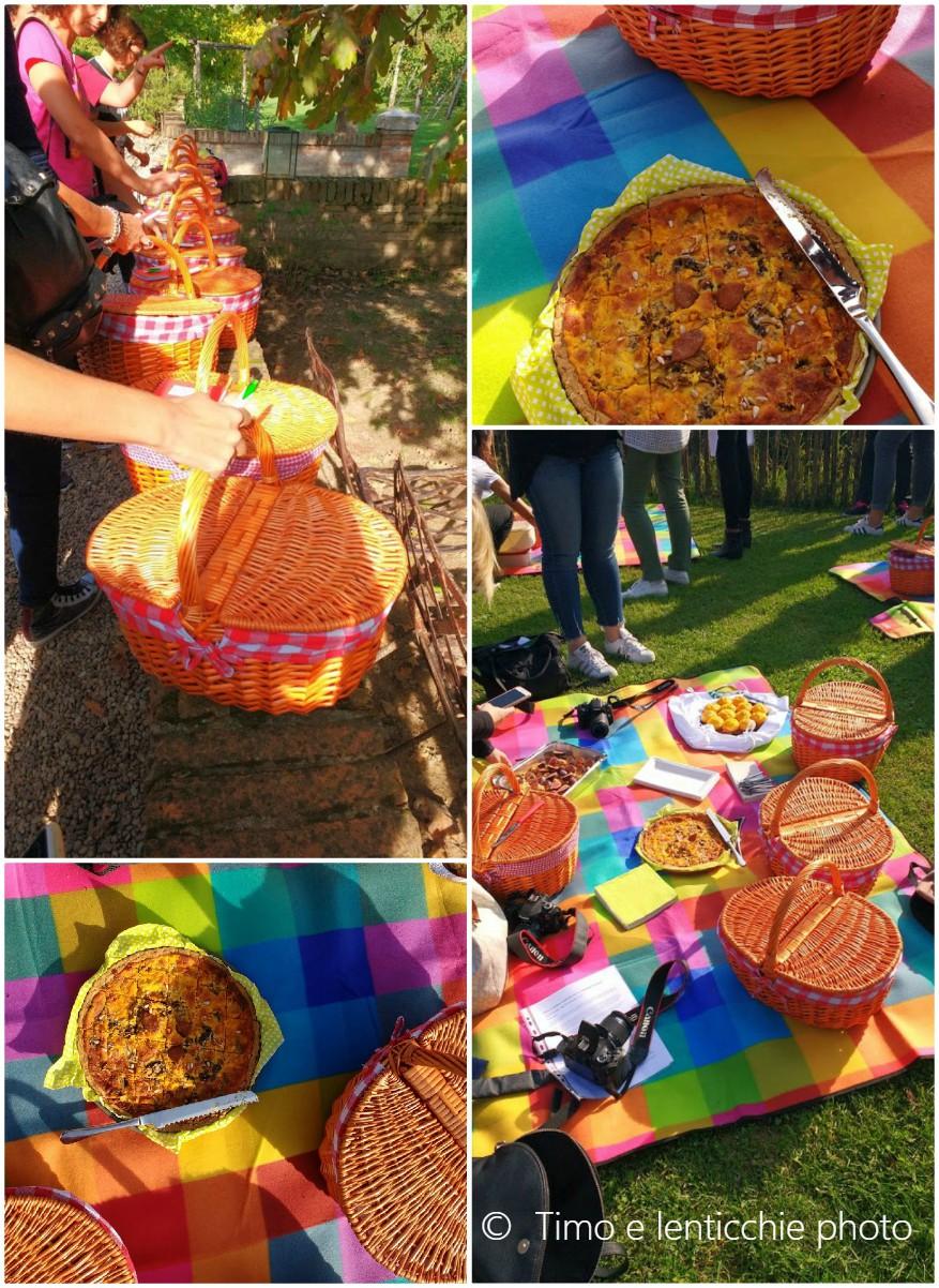 Brisé d'autunno cantarelli, zucca e formaggi del Piave 5