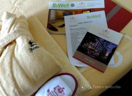 Percorso di benessere B-well2 Bristol Buja Abano Terme