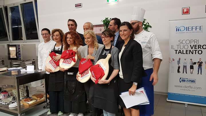 Finale talent for food Padova 2