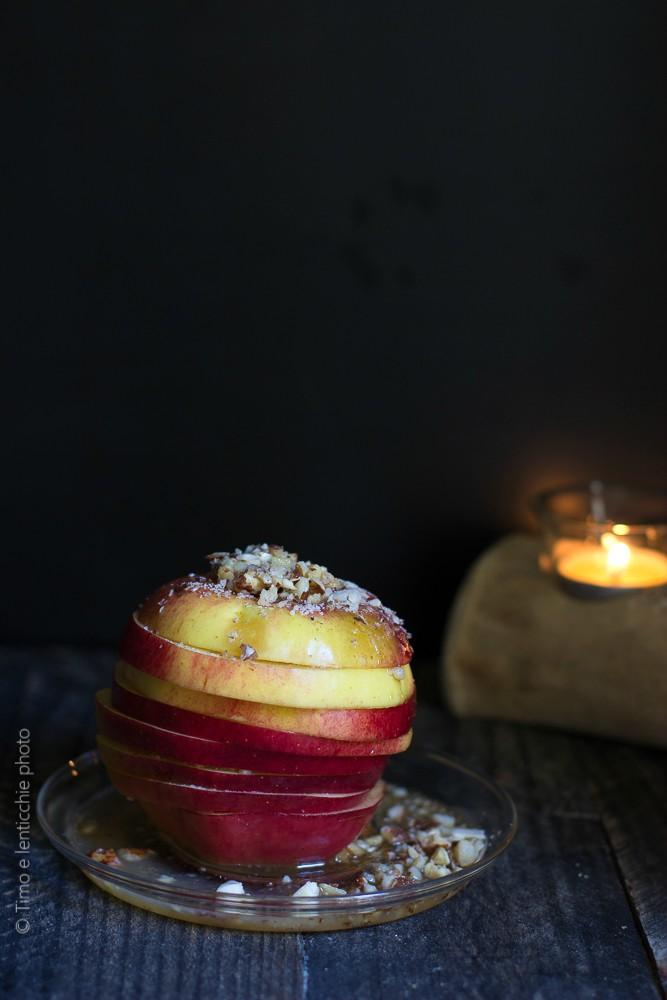 Ambrosia la mela e il suo raw cake