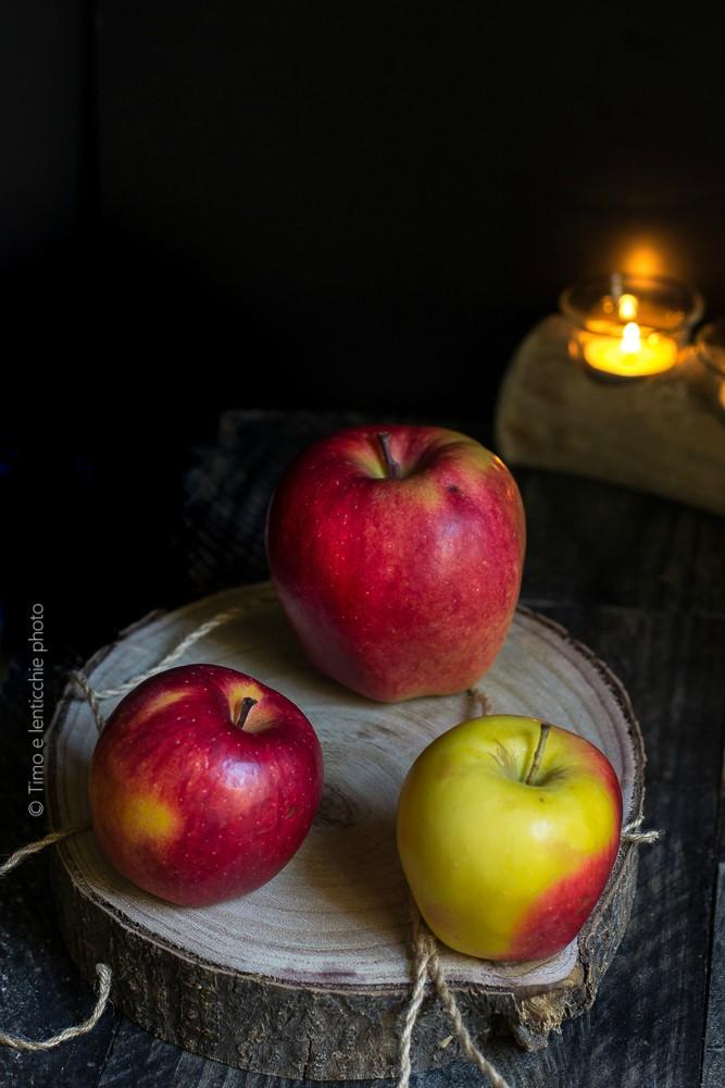 Ambrosia la mela e il suo raw cake 1