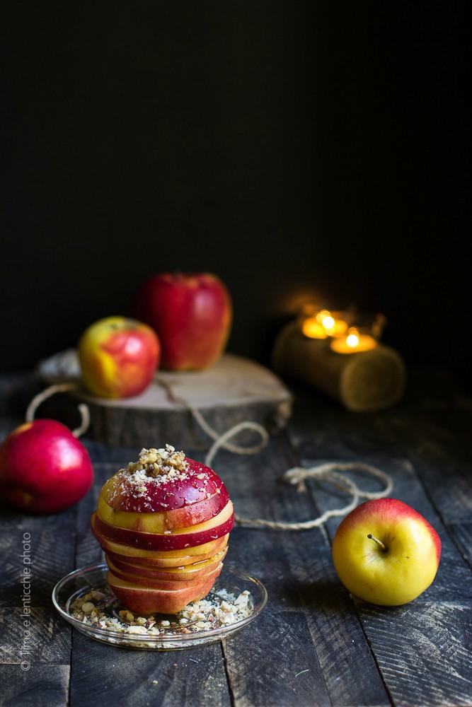 Ambrosia la mela e il suo raw cake 2