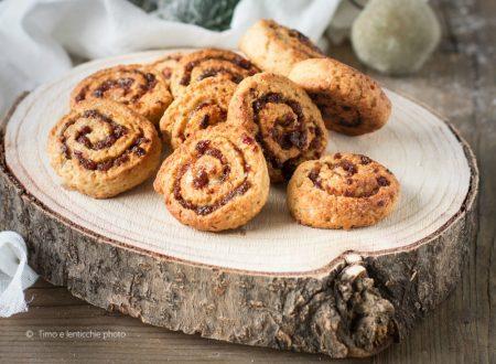 Biscotti tedeschi - Thomasplatzchen