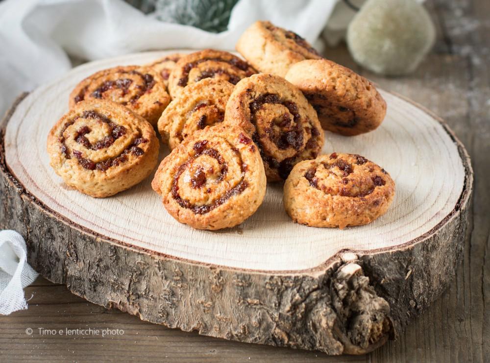 Biscotti tedeschi di Natale - Thomasplatzchen 1