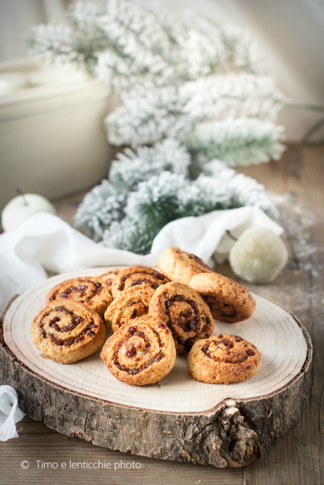 Biscotti tedeschi di Natale - Thomasplatzchen