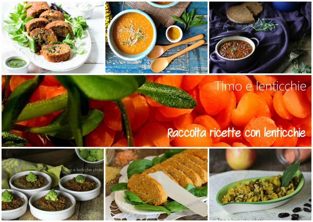 Ricette con le lenticchie facili e veloci