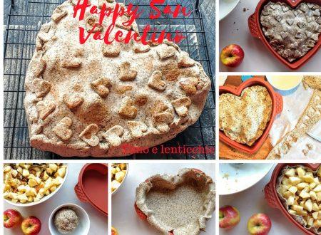 Apple pie senza zucchero – Torta di mele golosa