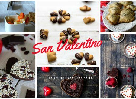 15 Ricette per San Valentino solo con amore