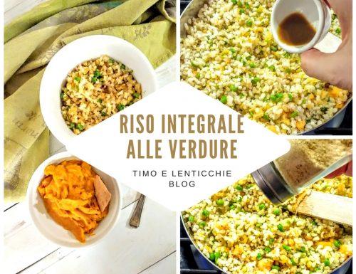 Come preparare il riso integrale