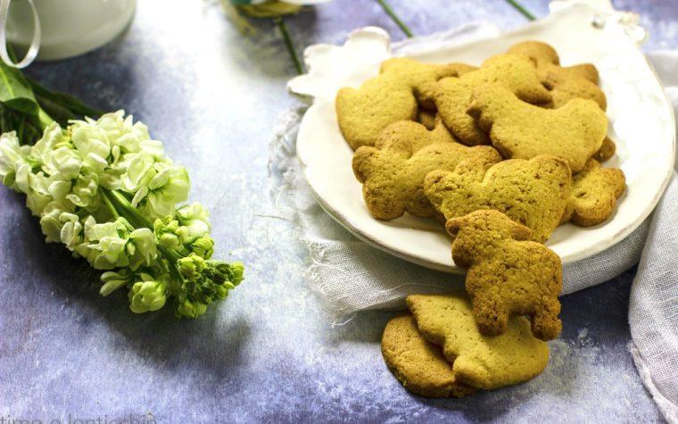 Frollini senza glutine di Pasqua ricetta semplice