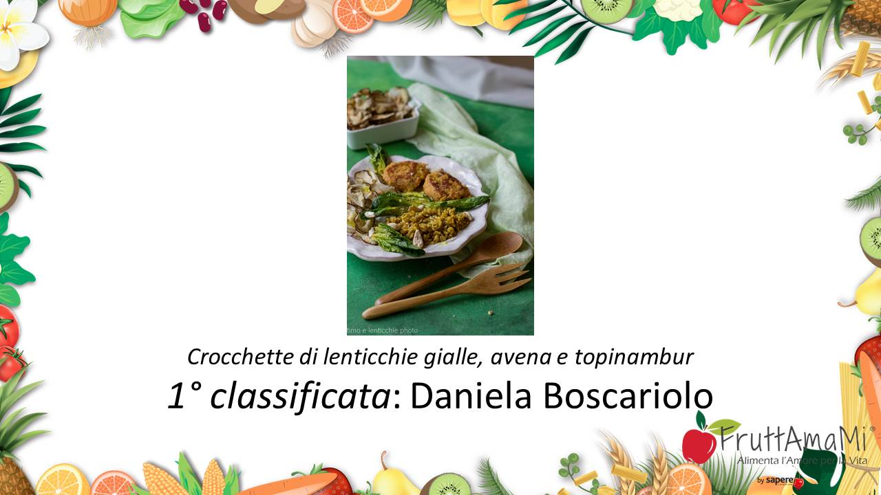 1 classificata fruttamami Daniela Boscariolo