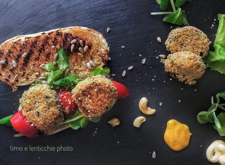 Burger vegetali quinoa zucchine -  Time out Lisbona