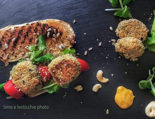 Burger vegetali quinoa zucchine –  Time out Lisbona