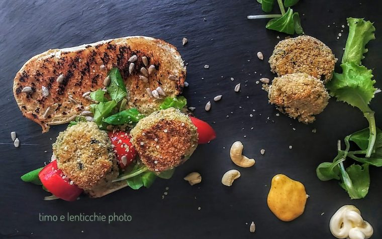 Burger vegetali quinoa zucchine –  Time out Lisbona