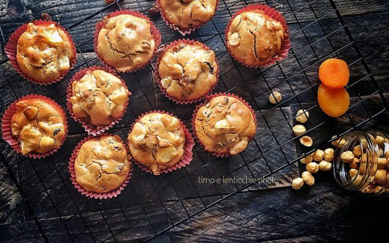 Muffin dolci con frutta secca ricetta Berrino