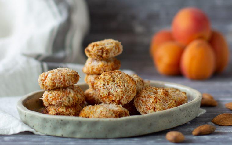 Biscotti all'albicocca senza glutine