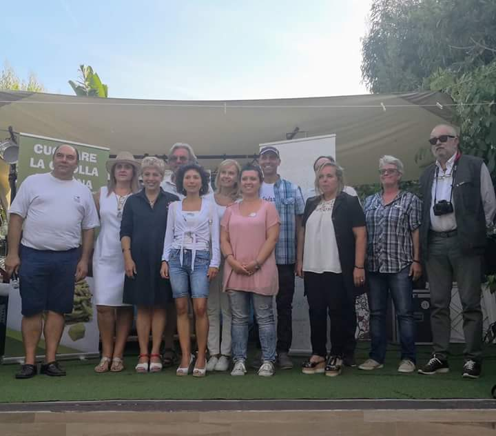 La cipolla egiziana ligure e la finale del contest 2018