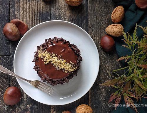 Goloso d'autunno al cioccolato